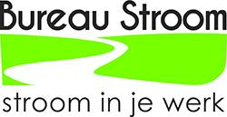 Bureau Stroom | Stroom in je werk Logo