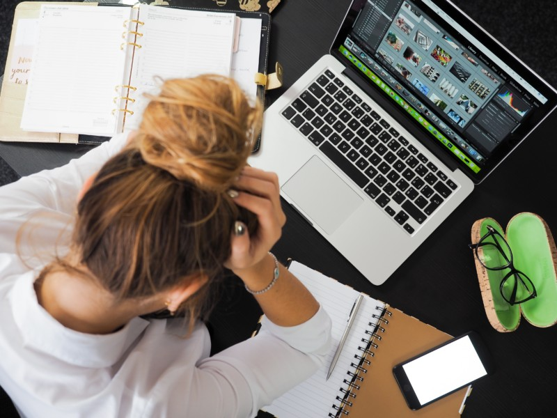 time-management stress burn-out voorkomen