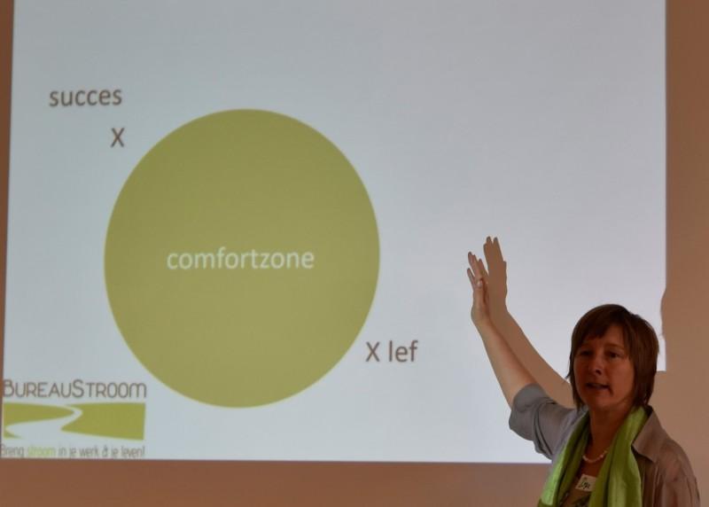 succes ligt buiten je comfortzone voor artikel over Het probleem dat iedereen heeft met eigenwaarde en zelfbeeld en hoe je het kan oplossen