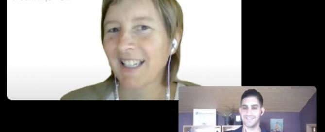 LinkedIn en gemakkelijk nieuwe klanten krijgen interview met Erendiz Ates en Inge Ketels