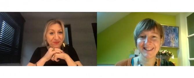krachtige effect van leiderschap nemen met Martine De Prijcker en Inge Ketels